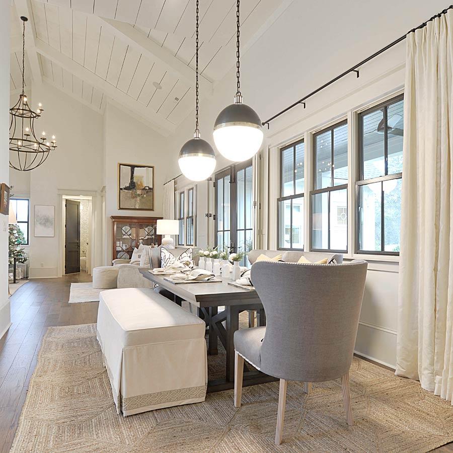 Luxury Retreat & Interior Design Portfolio | Gu0026G Interiors | Knoxville Interior ...